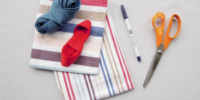 Come riciclare i vecchi asciugamani don saro for Regalo oggetti vecchi