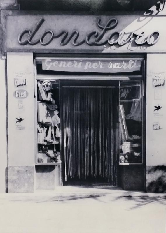 Don Saro – Anni '50