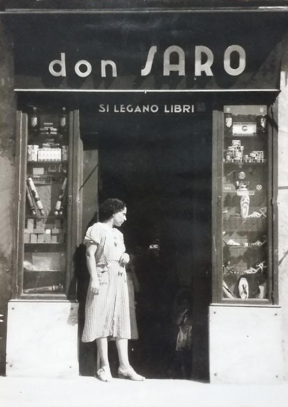 Don Saro – Anni '40
