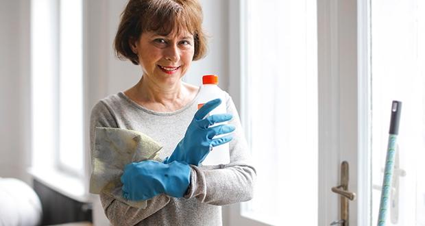 Coronavirus: come pulire la casa e i vestiti