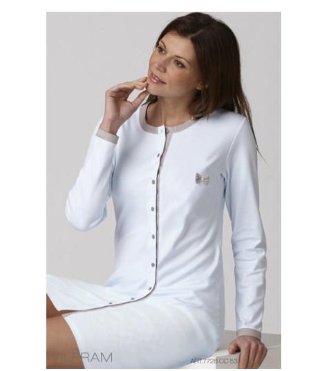 molte scelte di Acquista i più venduti vendita a basso prezzo Camicia da notte donna clinica caldo cotone Vilfram | Don Saro