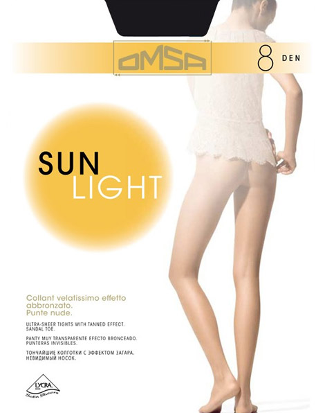 Collant OMSA Sun Light 8