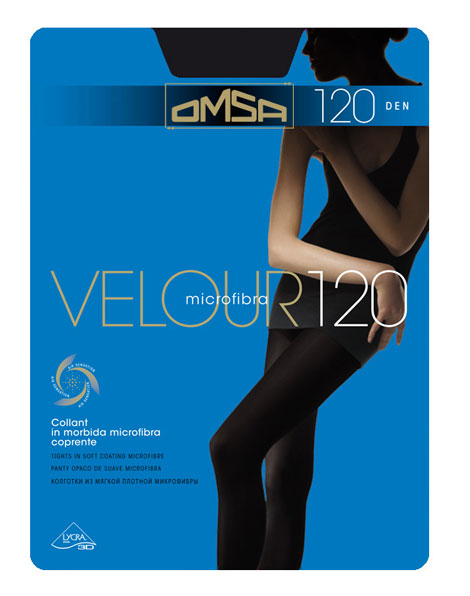 Collant OMSA Velour 120