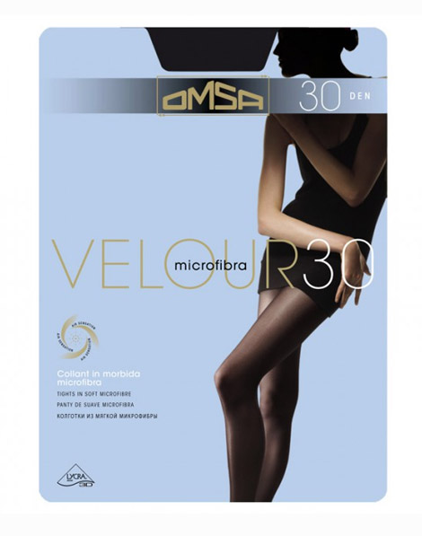 Collant OMSA Velour 30