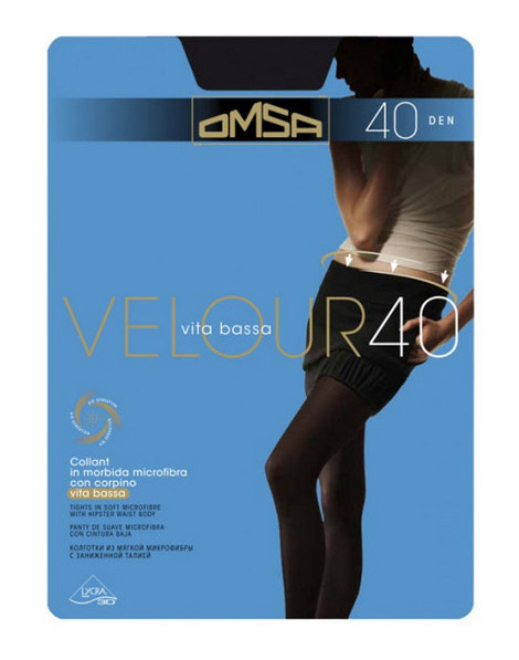 Collant OMSA Velour 40