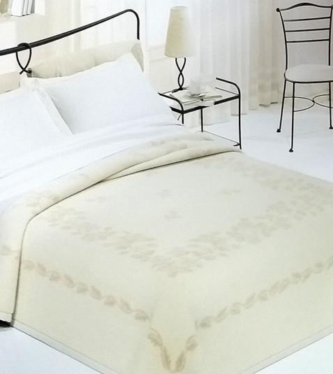timeless design fd4f3 c06e2 Coperta matrimoniale pura lana cober luciana