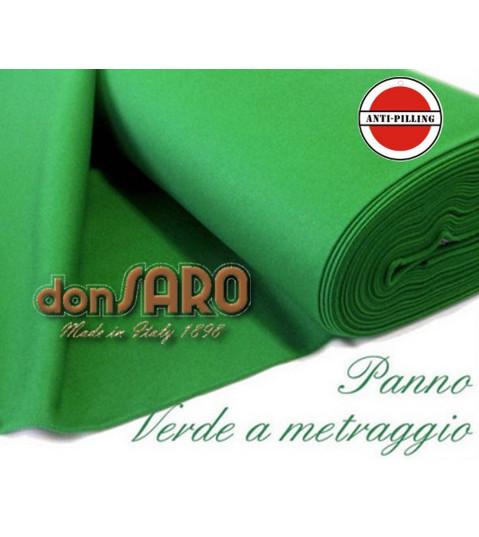 Panno verde per tavolo da gioco don saro - Tavoli da gioco carte usati ...