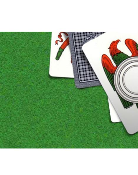 Panno Verde in Lana per tavoli da gioco biliardi bacheche ...